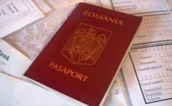 Acte necesare pasaport