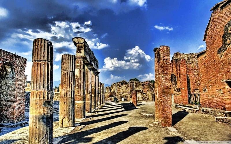 Orasul Pompei
