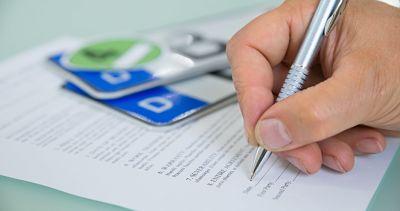 Acte necesare schimbare certificat auto in urma schimbarii domiciliului