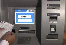 Taxa pentru permis se plateste la SelfPay